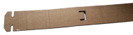 Ножка паллета из гофрокартона