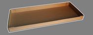 Основа и крышка паллета из гофрокартона