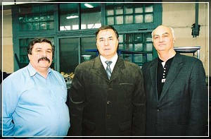 CEO МК Арнита (2002 год)