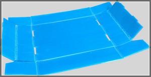 Упаковочная тара из сотового полипропилена