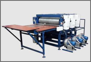 Флексографическая печатная машина ФП-10 (3 цвета) | Арнита.