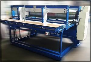 Машина флексографической печати ФП-12 на досках