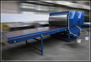 Флексографическая печатная машина ФП6 общий вид